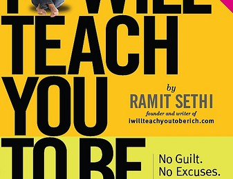 Book Review: I Will Teach You To Be Rich by Ramit Sethi