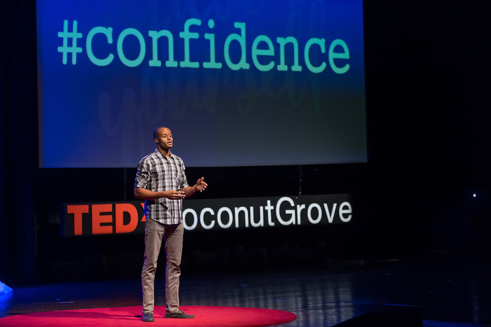 Dre Baldwin TED Talks on Confidence and Discipline
