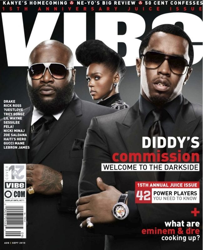 Diddy Rick Ross nobody quote DreAllDay.com