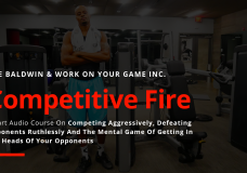 Competitive Fire audio course Dre Baldwin DreAllDay.com