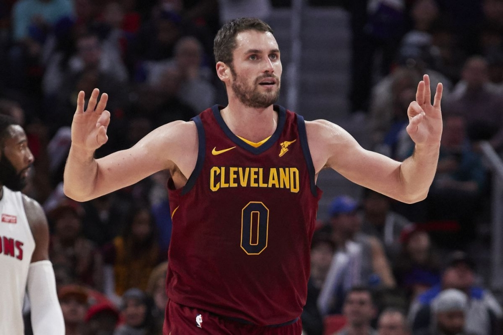 kevin love Signature workout programs